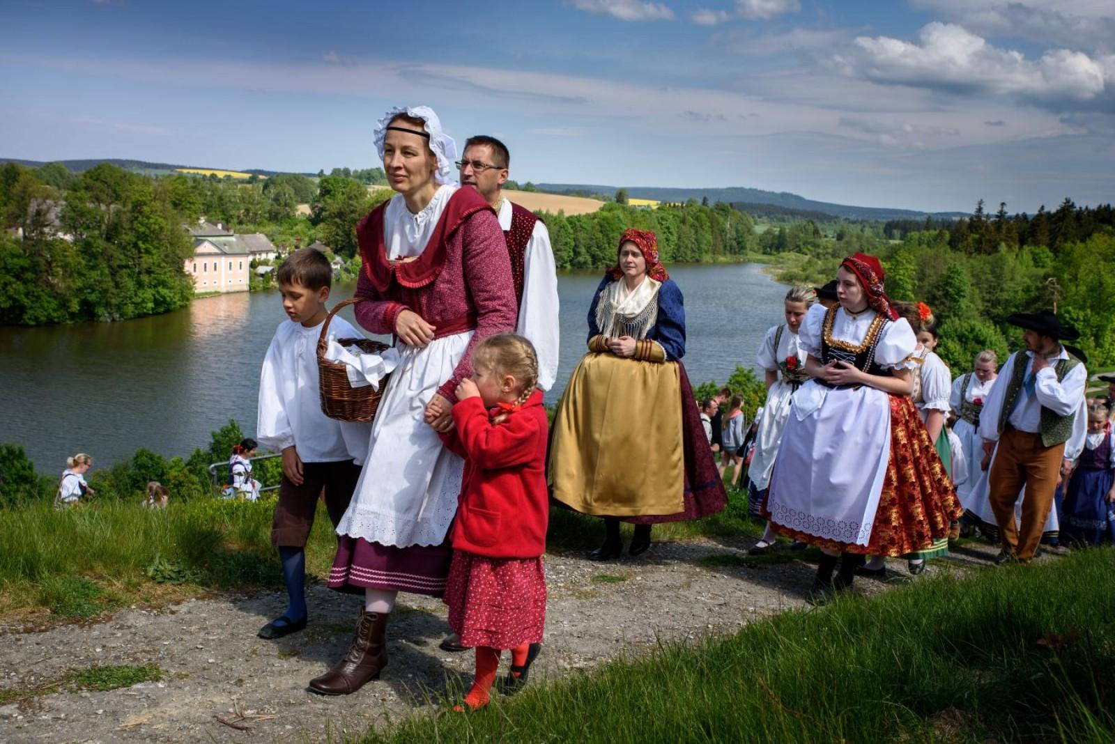 """Fotosoutěž """"Výroční obyčeje česko-rakouského příhraničí"""""""